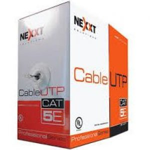 CABLE DE RED CAT5E NEXXT AB355NXT02
